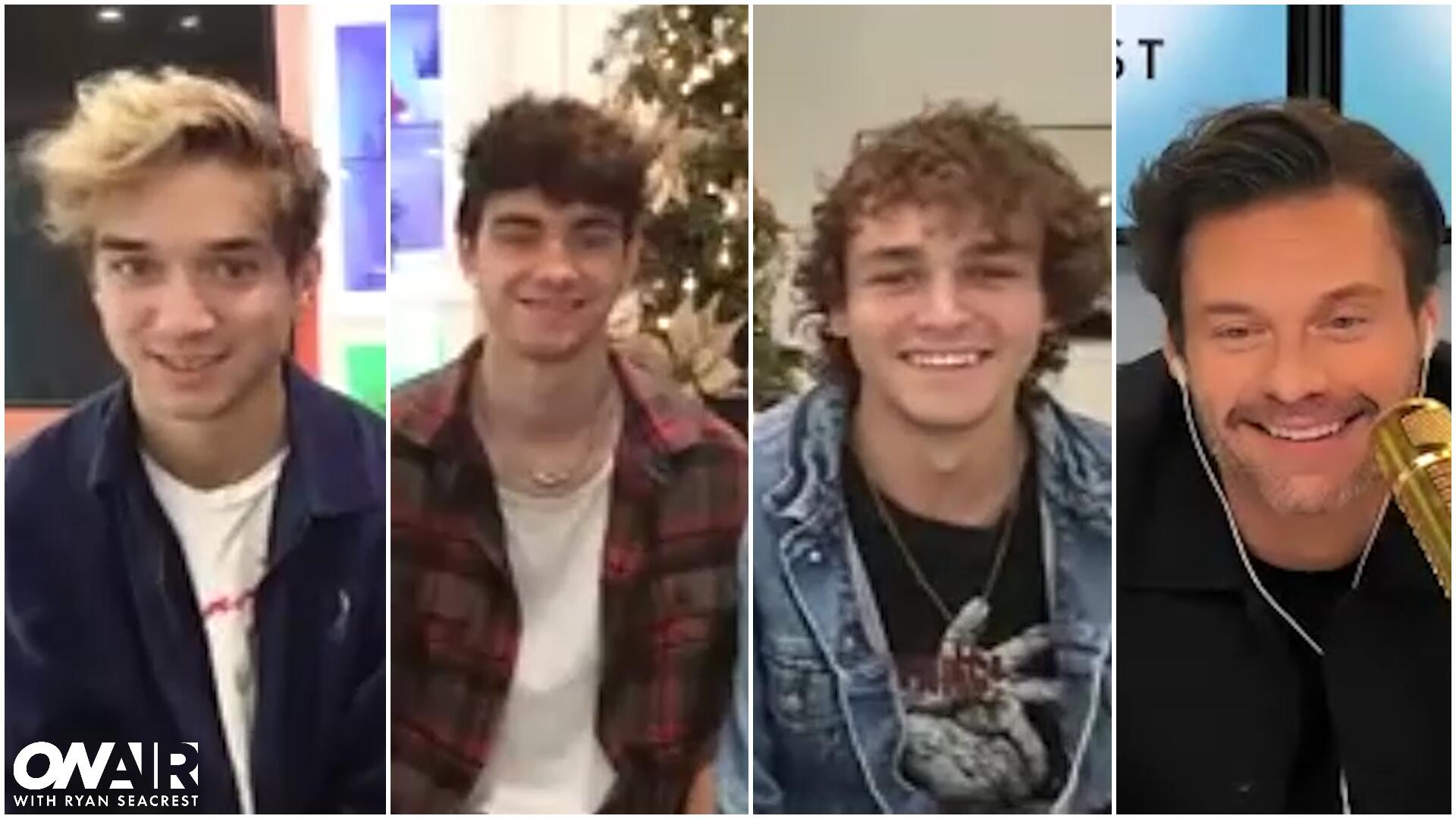 Why Don't We Reveal the 'Sucky' Name They Almost Chose for Second Album