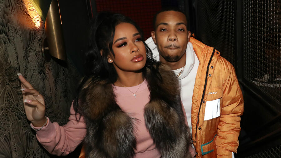 G Herbo & Taina Williams Expecting First Child Together, Lawyer Says