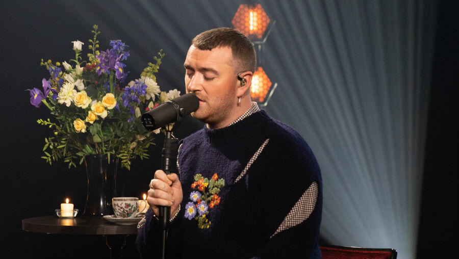 Sam Smith Performed Their All-Time Favorite Christmas Song At Jingle Ball