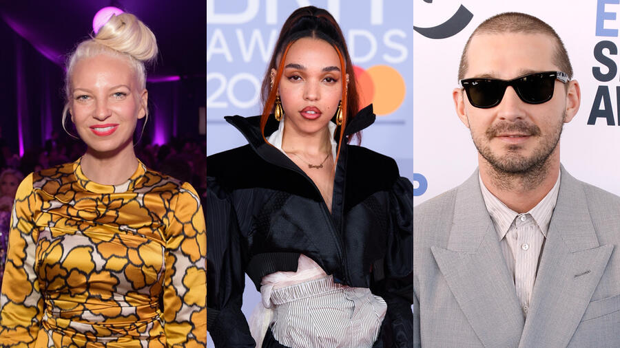 FKA Twigs Reacts As Sia Claims Shia LaBeouf 'Conned' Her Into An Affair
