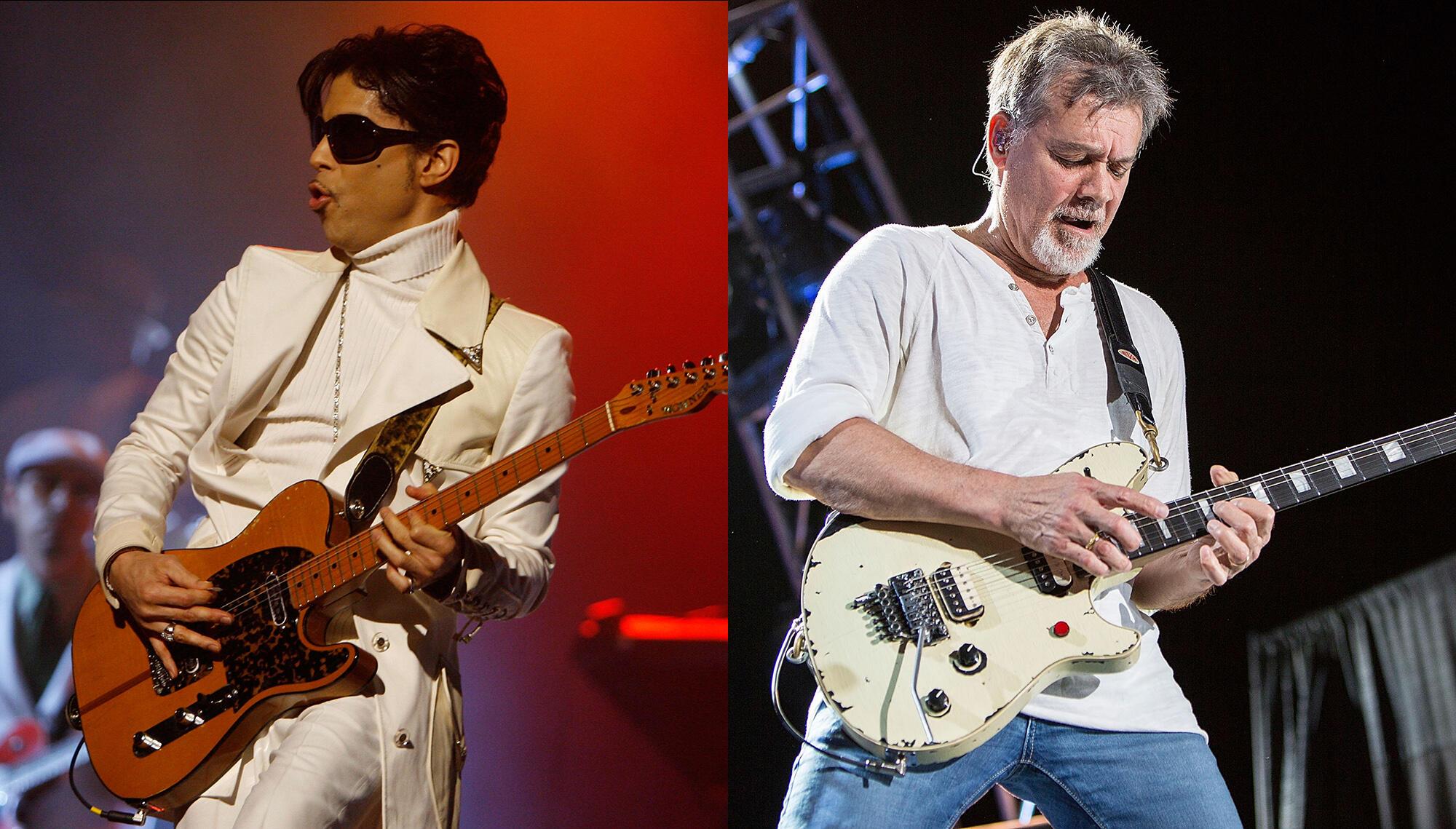 Gear Used By Eddie Van Halen, Prince Stolen In Tennessee Storage Unit Heist