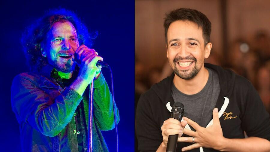 Lin-Manuel Miranda Covers Pearl Jam For Georgia Senate Runoff Fundraiser