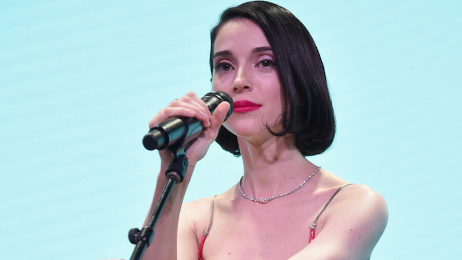 St. Vincent Says She'd 'Probably Be Dead' If She Didn't Play Music
