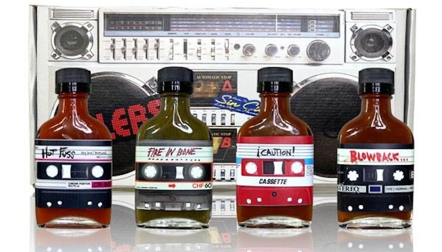 The Killers Launch Small-Batch Hot Sauce Line Named After Famous Songs