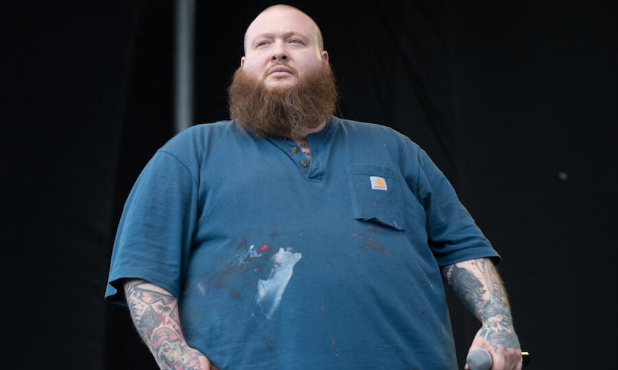Rapper Action Bronson Looks Unrecognizable After 127-Pound Weight Loss