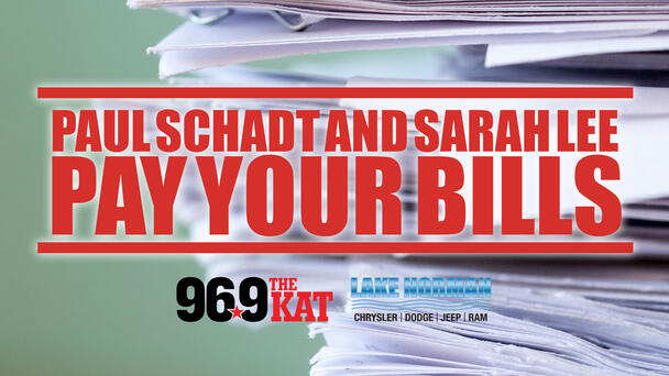'Pay Your Bills' with Paul Schadt and Sarah Lee!