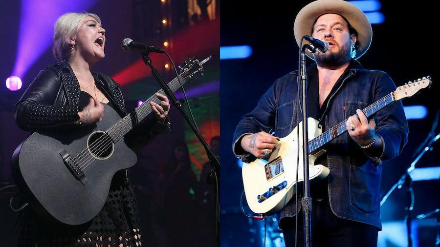 Nathaniel Rateliff And Elle King Share Holiday Song 'Xmas To Forget'