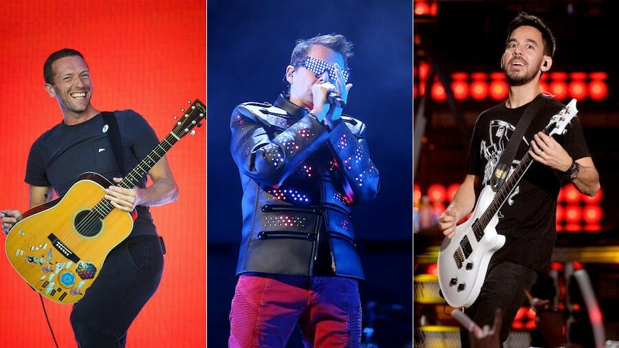 Linkin Park, Muse, Coldplay And More Send Fans Warm Holiday Wishes