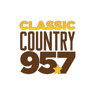 Classic Country 95.7 logo
