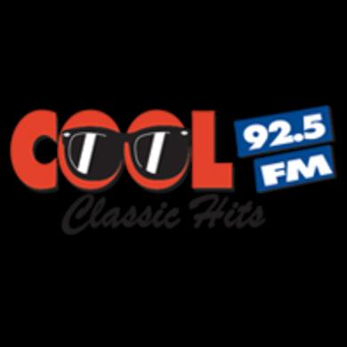 Cool 92.5 logo