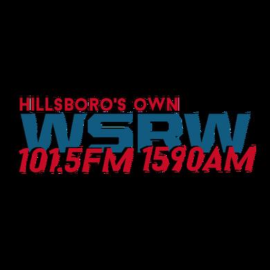 WSRW 101.5 logo