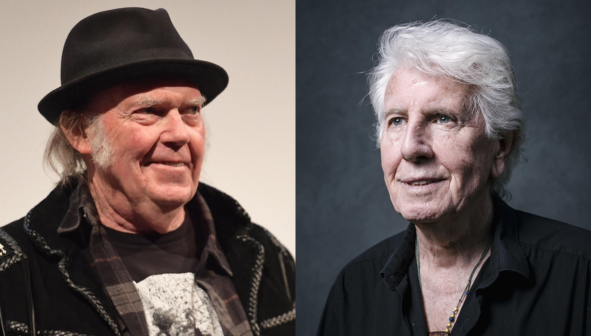 Graham Nash Gifted $800,000 In Handwritten CSNY Lyric Sheets To Neil Young