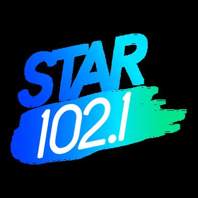 Star 102.1 logo