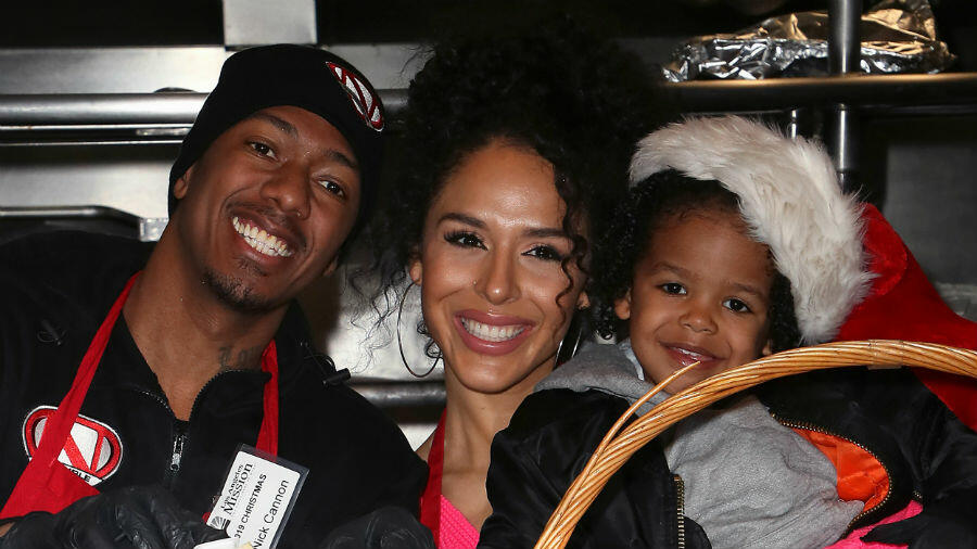 Nick Cannon & Girlfriend Brittany Bell Welcome Second Child, Powerful Queen
