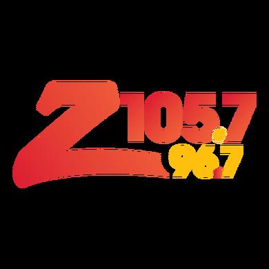 Z105.7 logo