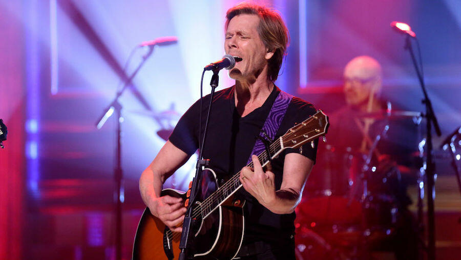 Kevin Bacon Covers Radiohead's 'Creep' For His Pet Goats: Watch