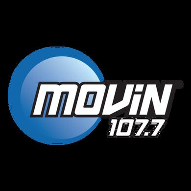 MOViN 107.7 Hampton Roads logo