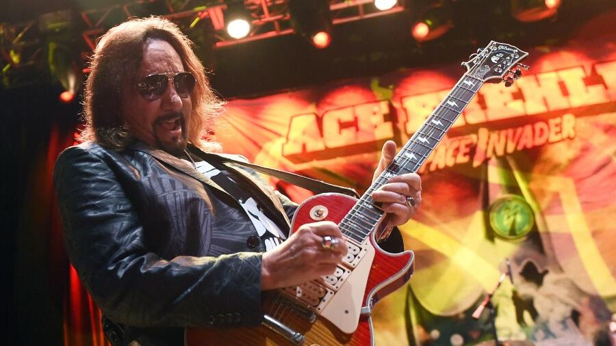 Here's Why Ace Frehley Won't Be Part Of KISS' New Year's Eve Performance