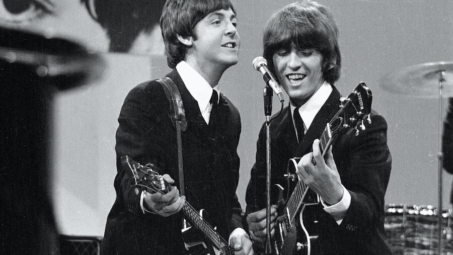 Paul McCartney Says He Communicates With George Harrison Through A Tree