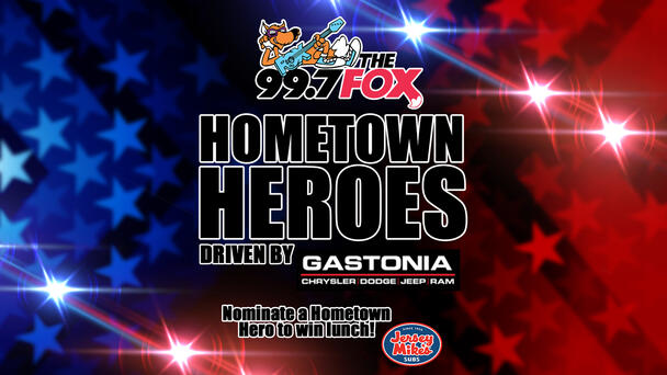 Nominate a Hometown Hero to Win Free Lunch!