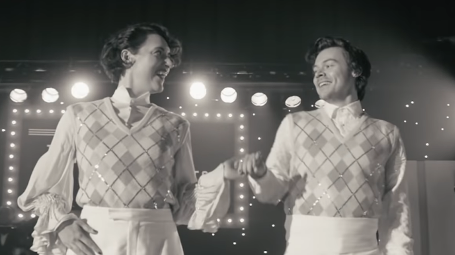 Harry Styles Shows Off Dancing Skills In 'Treat People With Kindness' Video
