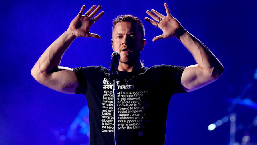 Dan Reynolds Shows Fans What He's Focused On 'Rebuilding' This Year