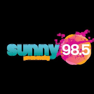 Sunny 98.5 logo