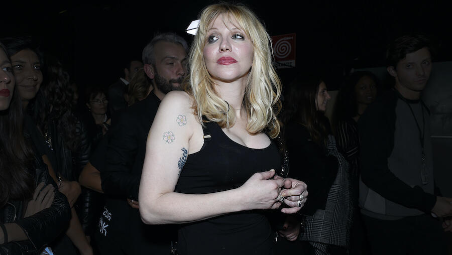 Courtney Love Accuses Olivia Rodrigo Of 'Stealing' Hole Album Cover Imagery