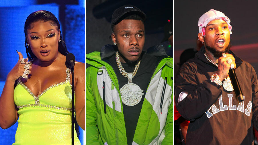 Megan Thee Stallion Puts Tory Lanez On Blast For 'Old' Collab With DaBaby