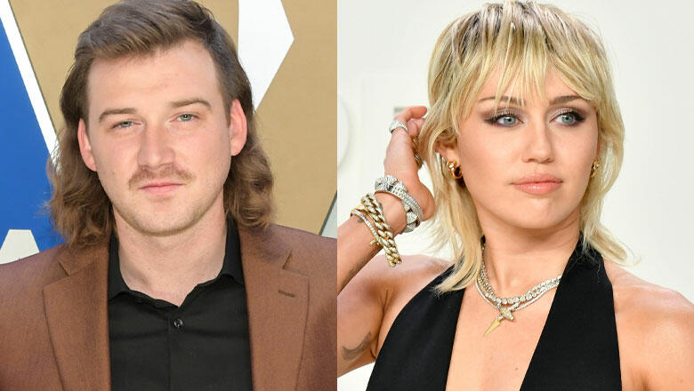 Morgan Wallen Wants To Collaborate With Miley Cyrus