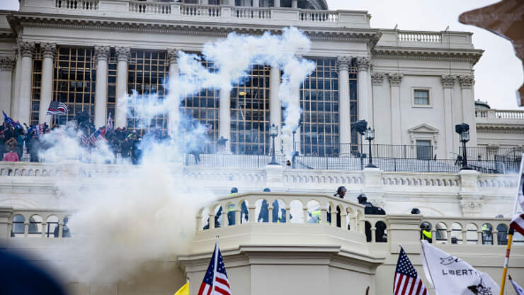 Iowa man facing several charges in connection with U.S. Capitol riots
