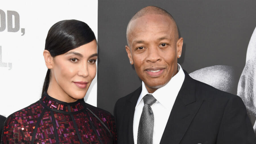 Dr. Dre Agrees To Pay Estranged Wife $2 Million In Temporary Support
