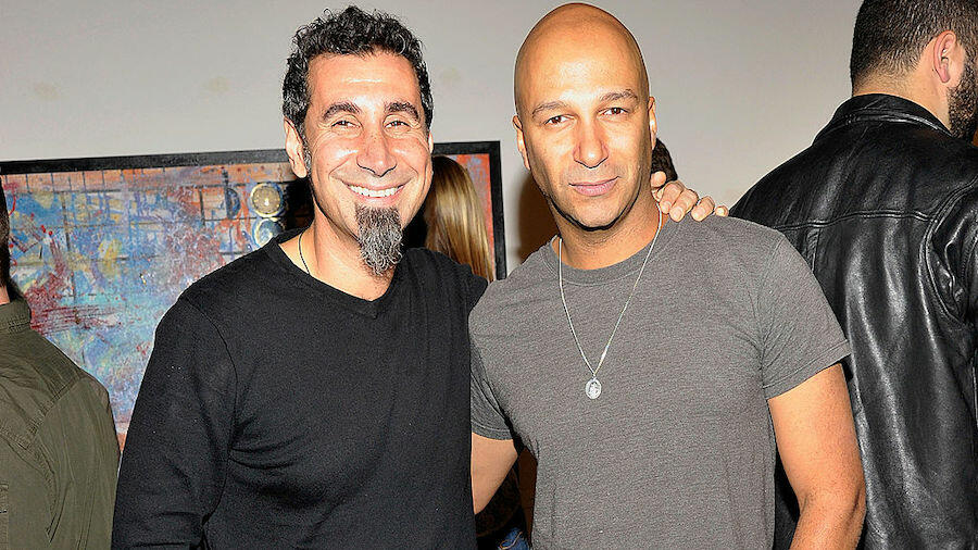 Tom Morello And Serj Tankian Cover Gang Of Four's 'Natural's Not In It'