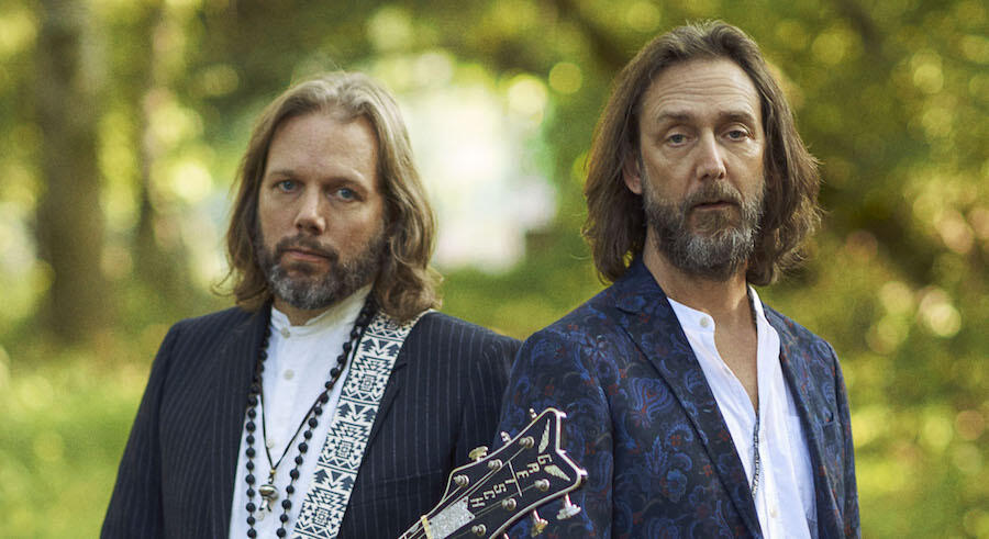 The Black Crowes Share Unearthed Song 'Charming Mess,' Announce Re-Issue