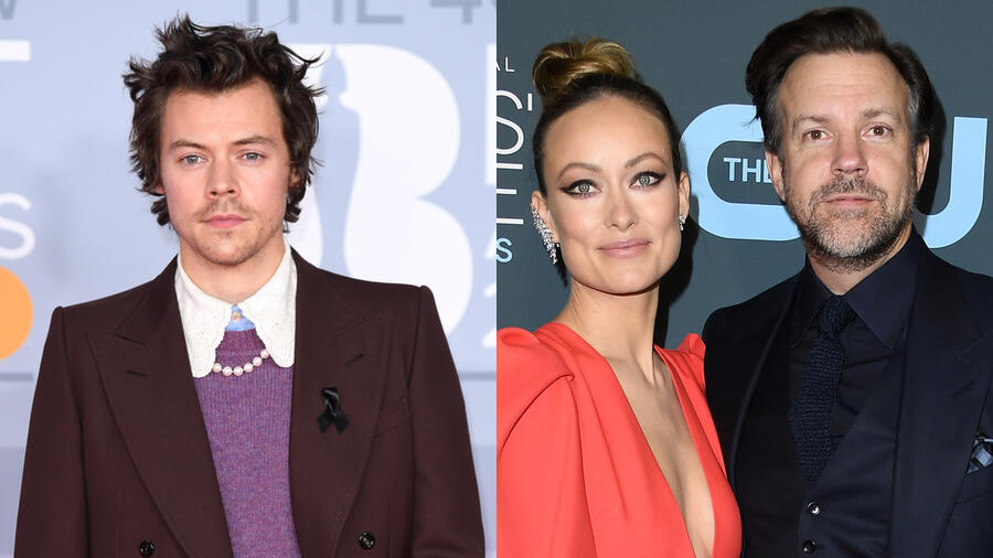 Harry Styles May Have Sparked Olivia Wilde & Jason Sudeikis' Split