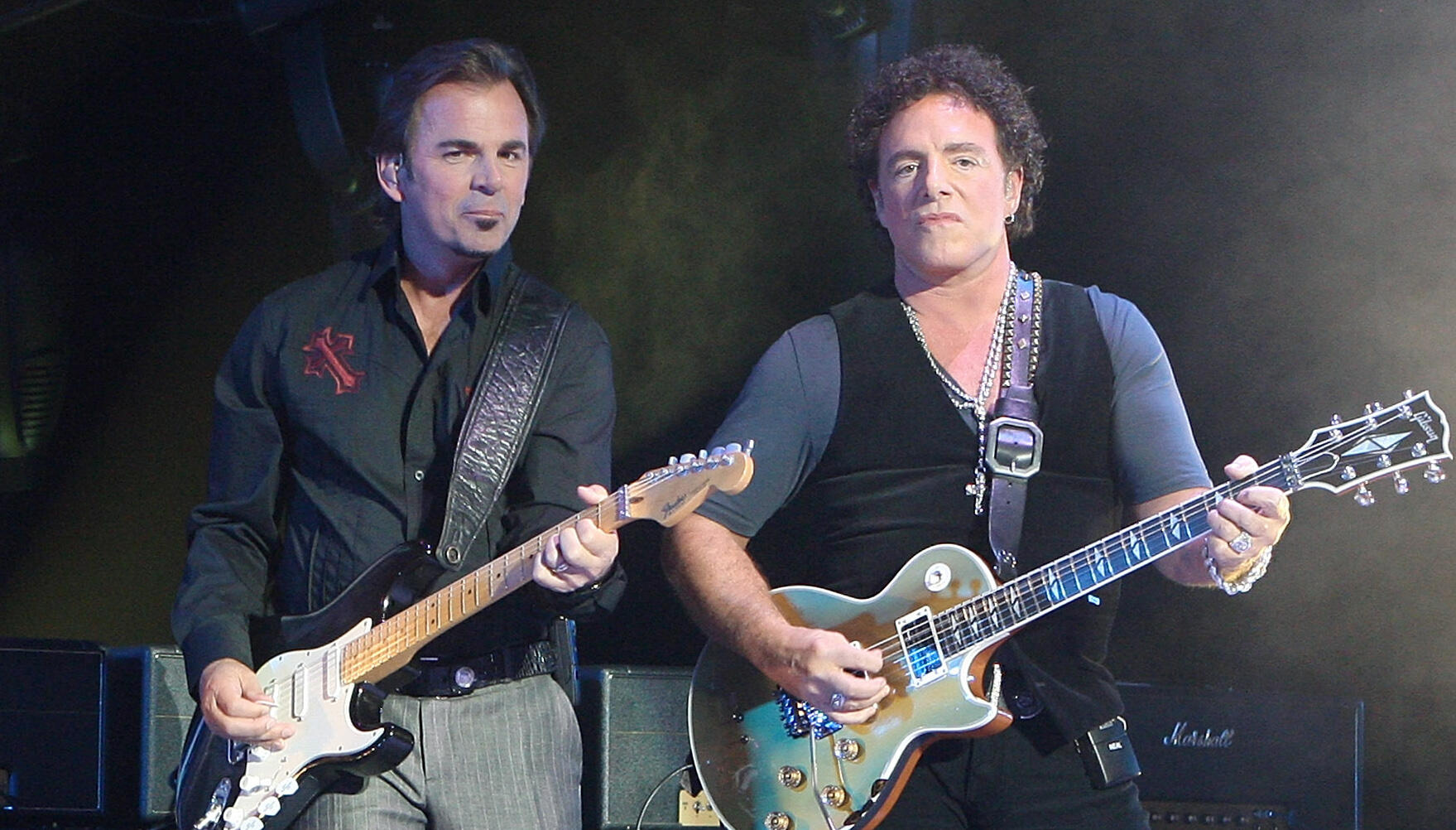 Journey's Neal Schon, Jonathan Cain Aligned Again After Bitter Public Feud