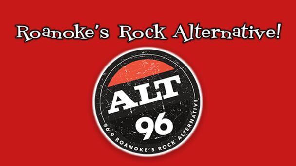 Listen live to ALT 96, Roanoke's Rock Alternative!
