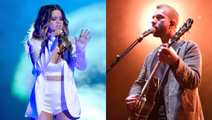 Maren Morris And JP Saxe Drop New Collaboration, 'Line By Line'