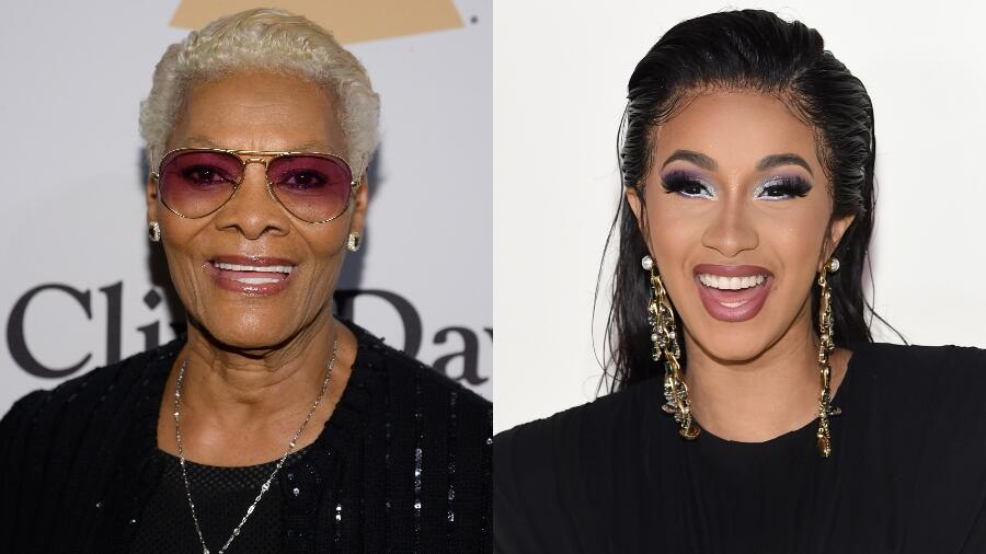 Dionne Warwick Just Discovered Cardi B & Her Tweets About It Are Hilarious   iHeartRadio
