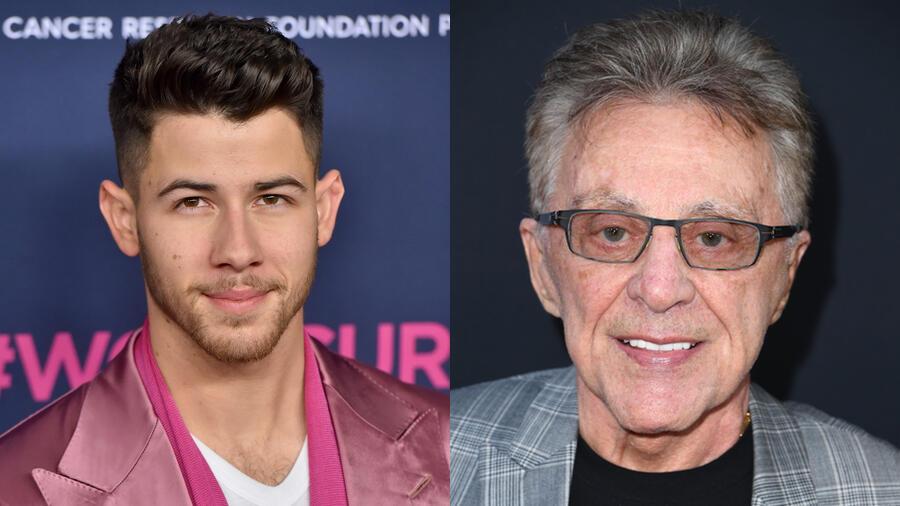 Nick Jonas In Talks To Play Frankie Valli In 'Jersey Boys' Streaming Event