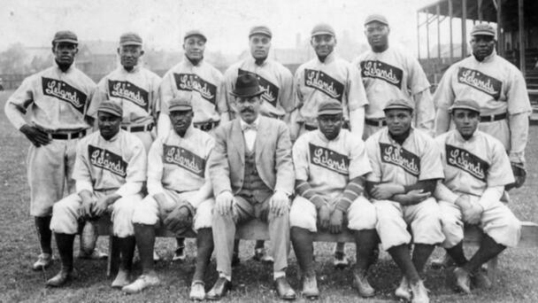 Historic Negro Baseball League Field Restored In Atlanta