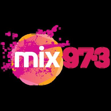 Mix 97.3 logo