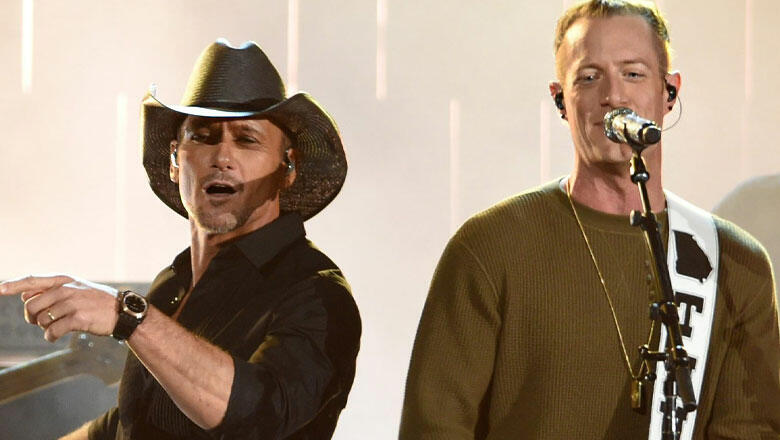 Tim McGraw + Tyler Hubbard Plea For Unity With New Song, 'Undivided'