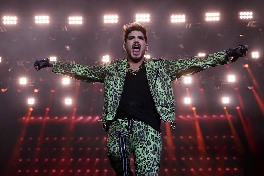 Adam Lambert Is Celebrating His Birthday With A Livestream Concert