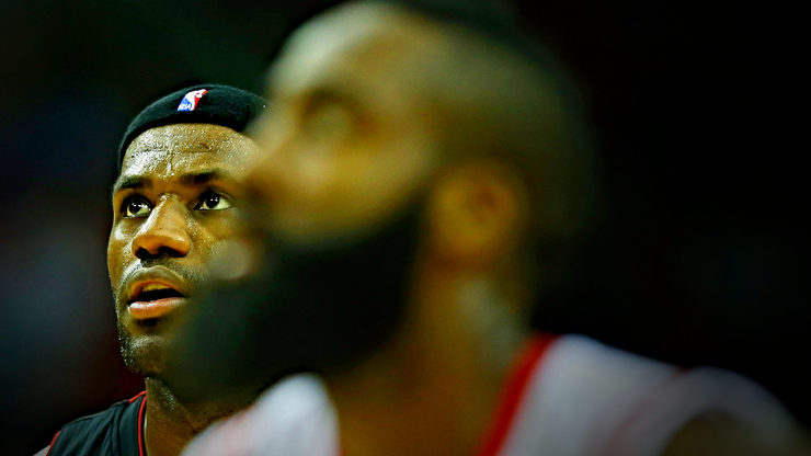 Rob Parker: James Harden Trade to Nets 'Ended LeBron James' Career'
