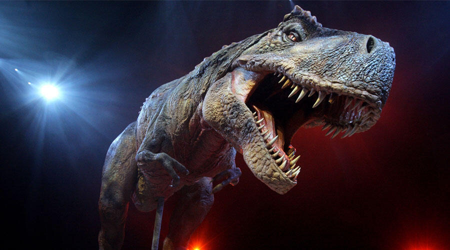 Denver Opens 'Jurassic Empire' Drive-Thru Dinosaur Park   iHeartRadio