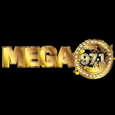 Mega 97.1 logo