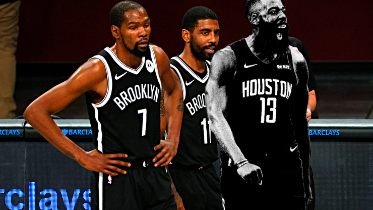 Chris Broussard Lists 4 NBA Trios More Talented than Durant, Kyrie & Harden