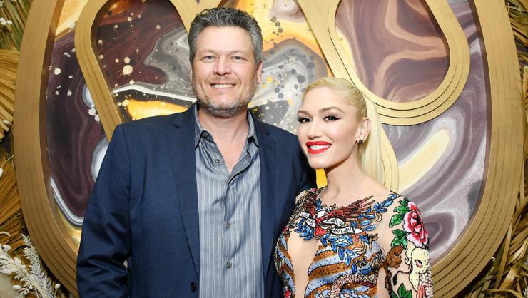 Gwen Stefani, Blake Shelton Had A Lot Of 'Healing To Do' Before Engagement