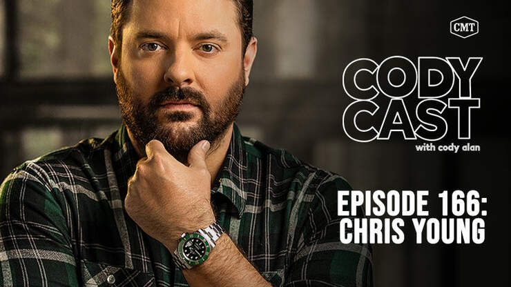 Cody Cast: Where Is Chris Young Placing His CMT Award Trophy?